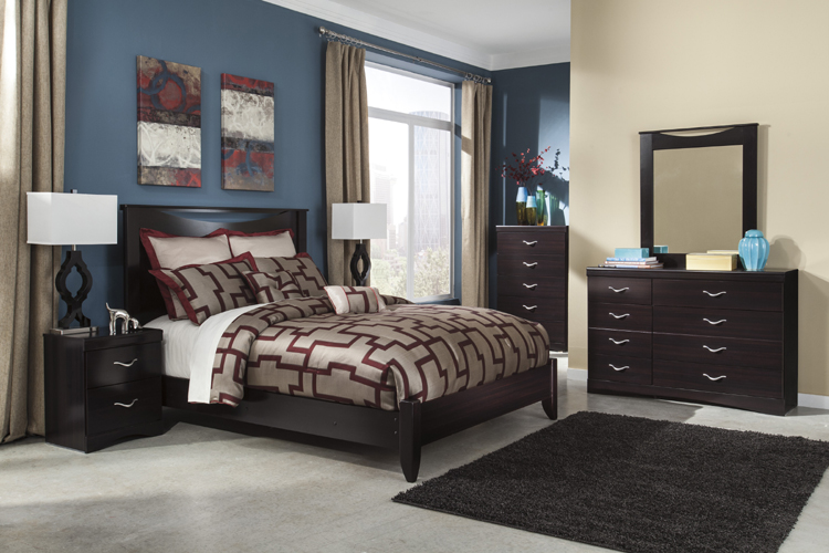 Ashley bedroom furniture collection