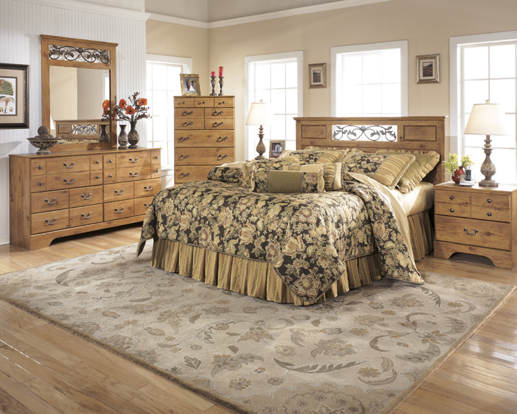 Liberty Lagana Furniture The Bittersweet Bedroom Collection
