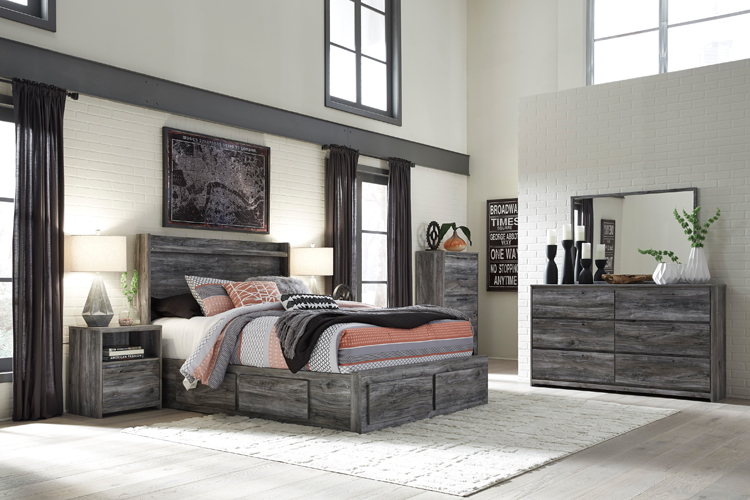 Liberty Lagana Furniture in Meriden, CT: The u0026quot;Baystormu0026quot; Bedroom Collection by Ashley Furniture!