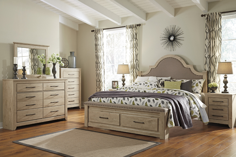 Liberty lagana furniture in meriden ct the annilynn bedroom col - Modele de deco chambre ...