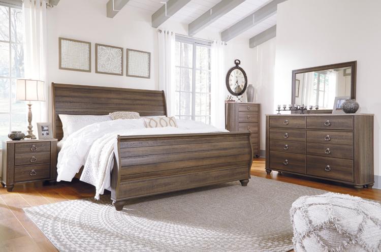 Birmington Sleigh on Bedroom Furniture Sets