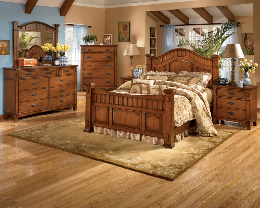 Bedroom sets by ashley furniture