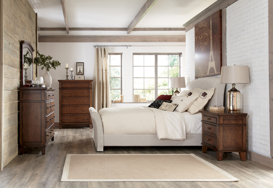 Liberty Lagana Furniture In Meriden Ct The Burkesville Bedroom Collection