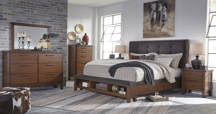 Ashley Furniture Ralene Bedroom Set Online Information