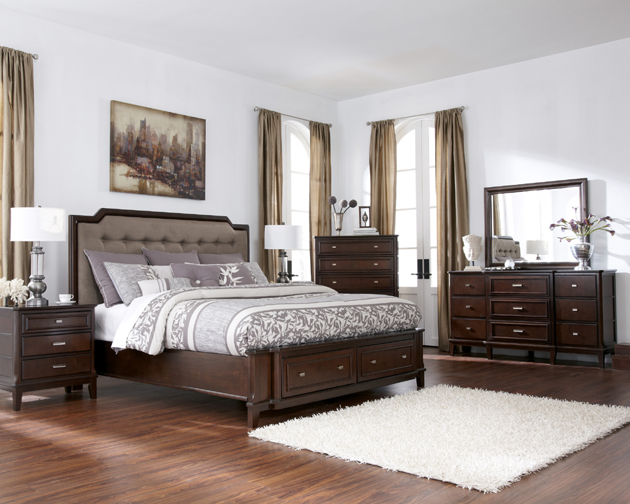 in meriden ct the larimer collection by ashley furniture