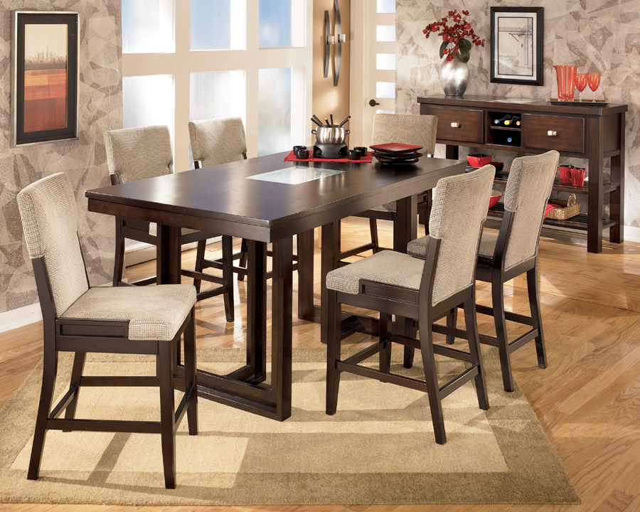 Kitchen Pub Table Sets Images Mayos Furniture Amp Flooring Dining Room From Counter Height