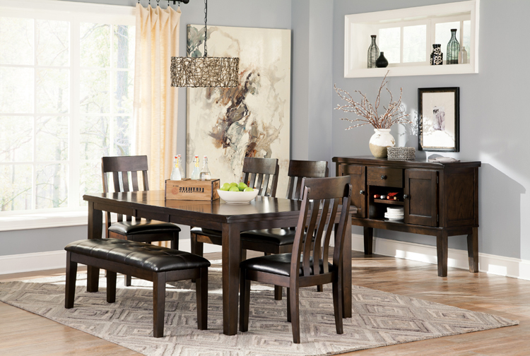 Fabulous Ashley Serengeti Dining Set Ashley Furniture Britannia Rose  XY84