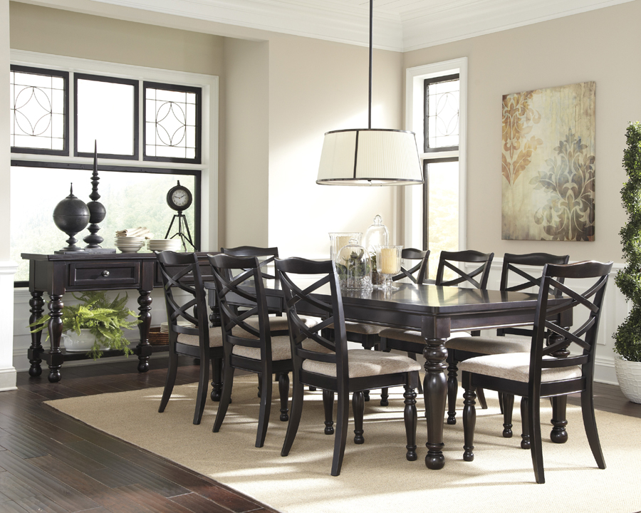 D692 Ashley Furniture Dining Room Chairs