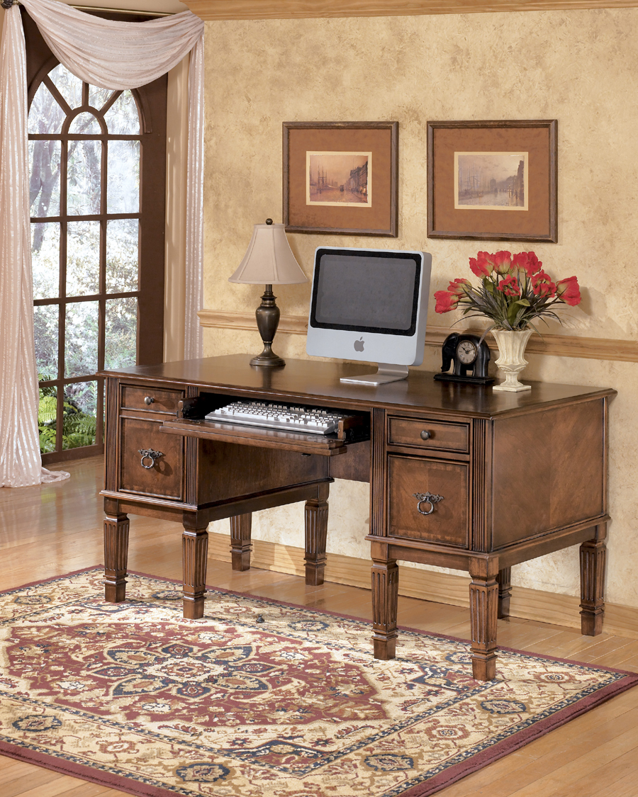 Liberty Lagana Furniture In Meriden Ct The Hamlyn 39 Home Office Collection By Ashley Furniture