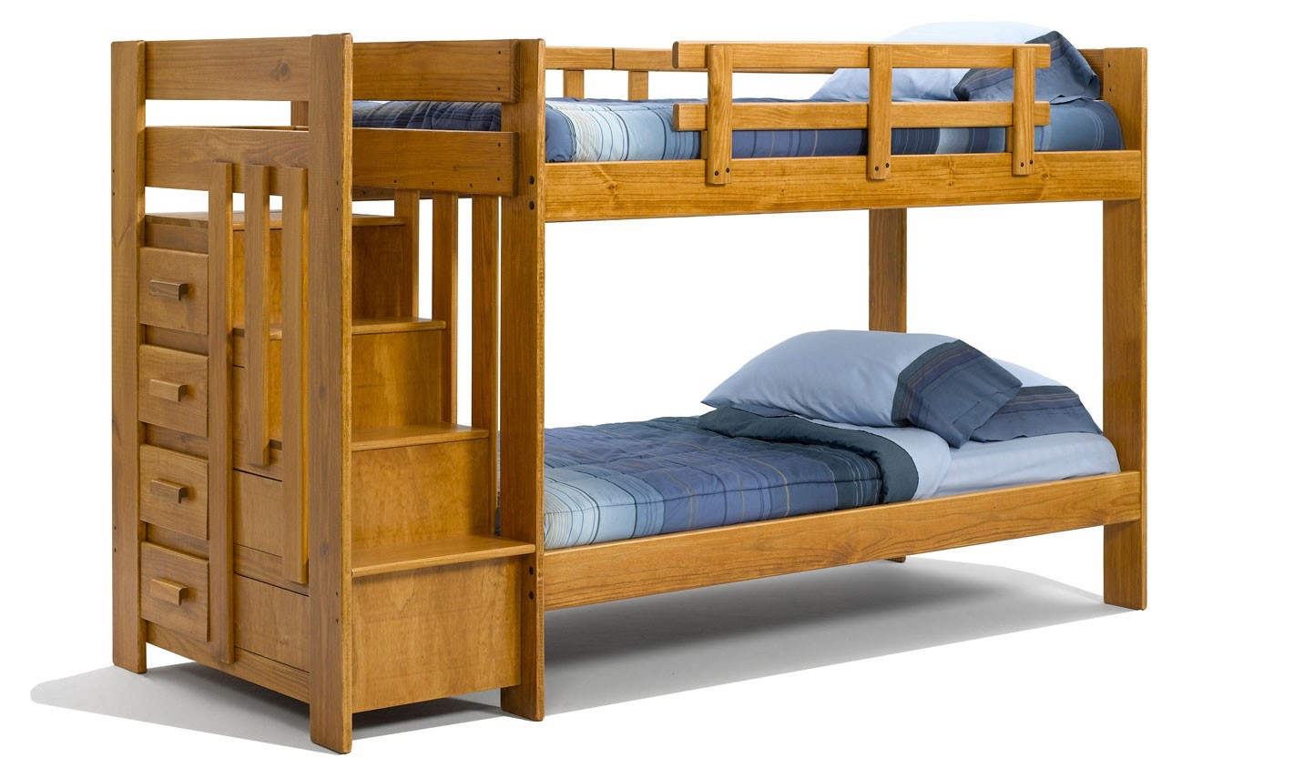 Woodcrest Bunk Beds