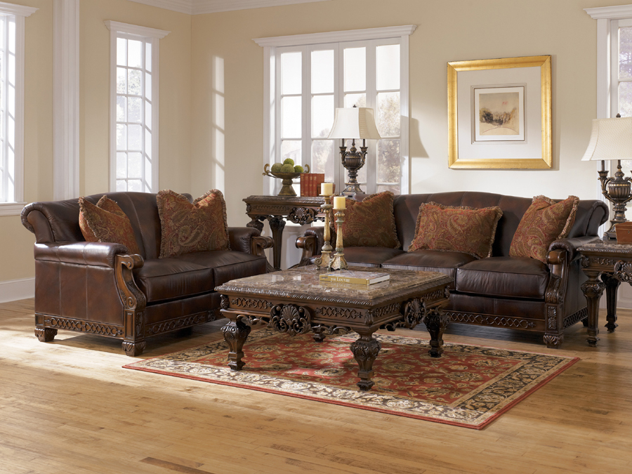 Liberty Lagana Furniture In Meriden Ct The Oakmere Truffle Collection By Ashley Furniture