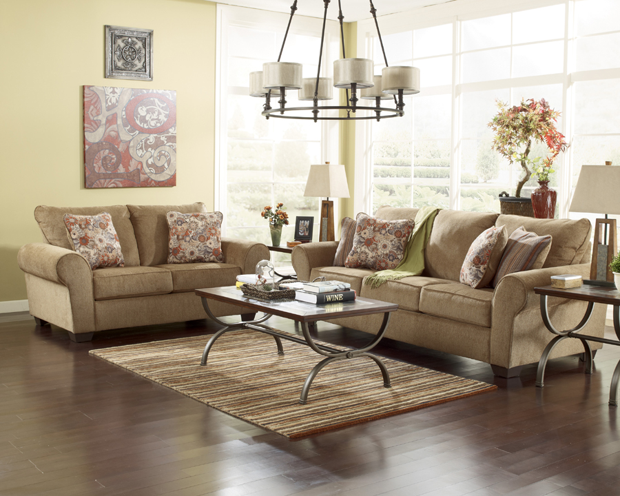 Liberty lagana furniture in meriden ct the galand umber collection by ashley furniture - Furnitur photos ...