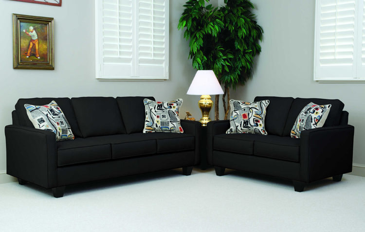 Liberty Lagana Furniture In Meriden Ct The Graham Black Living Room Collection
