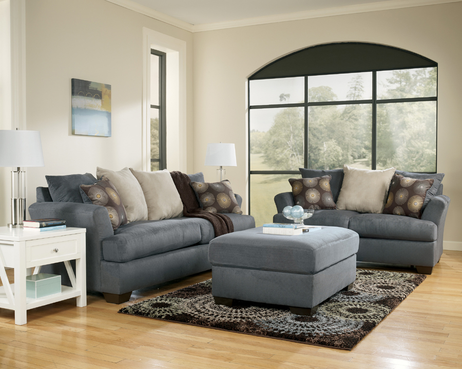 Liberty lagana furniture in meriden ct the mindy indigo for Liberty lagana living room sets