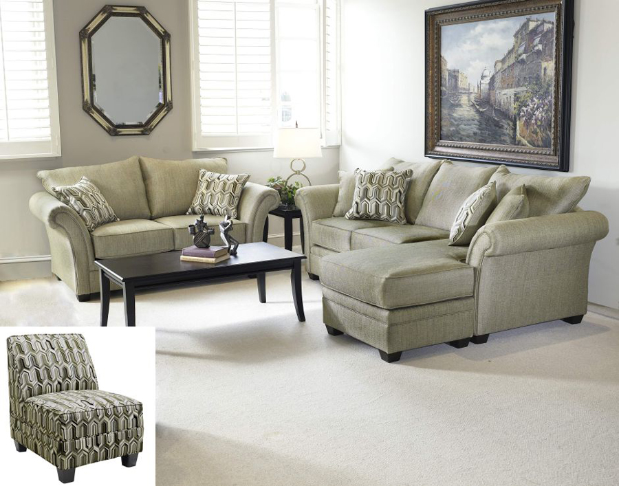 Features a great selection of living room bedroom dining room