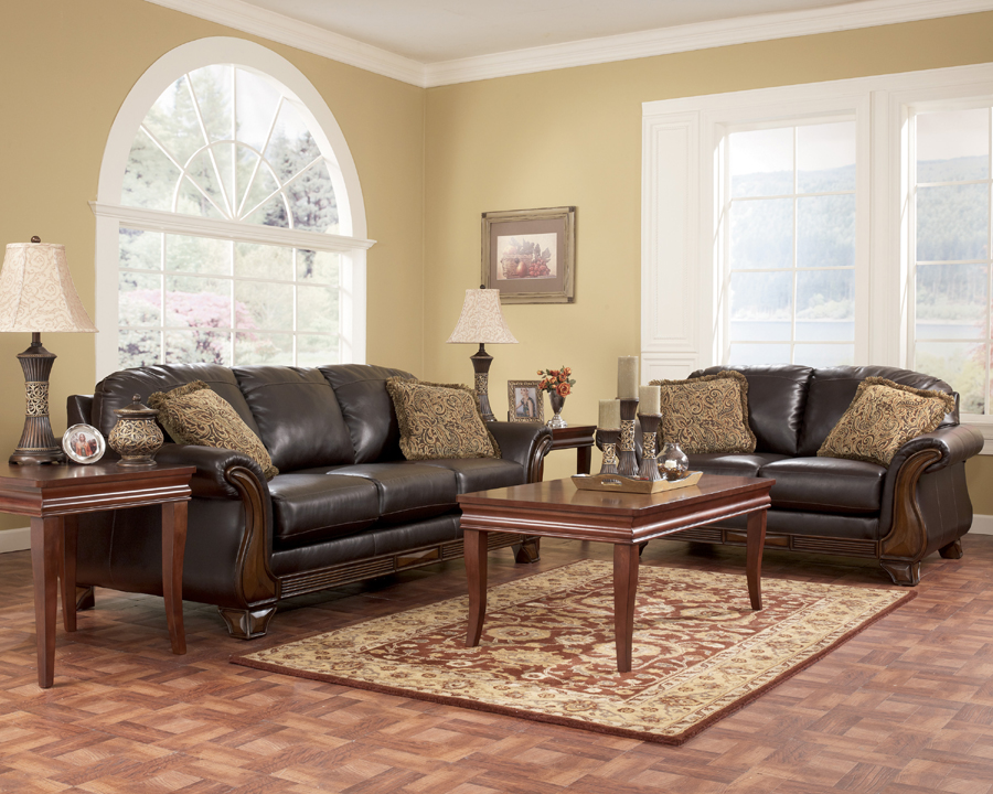 Liberty Lagana Furniture In Meriden Ct The Riverton Java Collection By Ashley Furniture