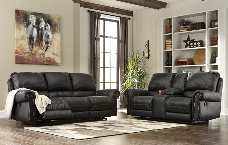 Liberty Lagana Furniture In Meriden Ct The Milhaven Black Living Room Collection