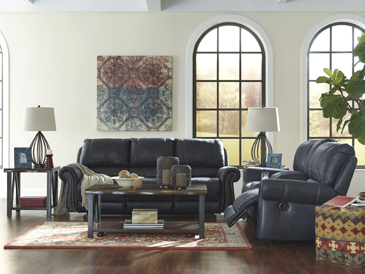 Liberty Lagana Furniture In Meriden Ct The Milhaven Navy Living Room Collection