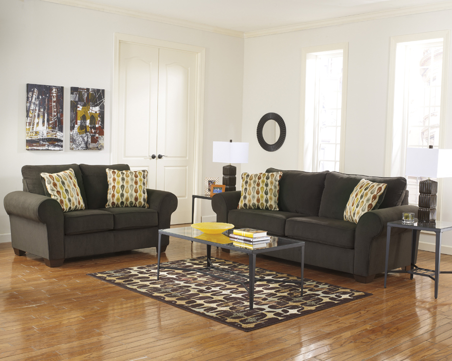 Liberty Lagana Furniture In Meriden Ct The Deandre Java Living Room Collection