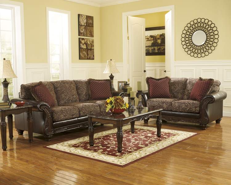 Liberty Lagana Furniture In Meriden Ct The Macneill Living Room Collection By Ashley Furniture