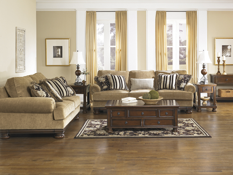 "Ashley Furniture Living Room Sets ... Furniture in Meriden, CT: The ""Porters Gate"" Collection by Ashley"