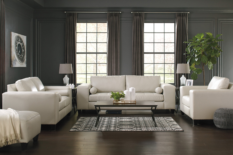 Liberty Lagana Furniture In Meriden Ct The Nokomis Arctic Living Room Collection By Ashley