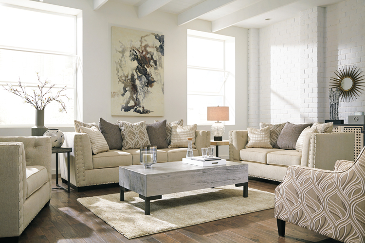 Liberty Lagana Furniture In Meriden Ct The Locklee Living Room Collection