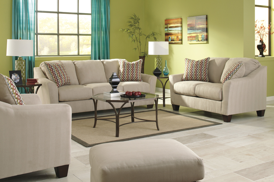 Liberty Lagana Furniture In Meriden Ct The Hannin Stone Living Room Collection By Ashley