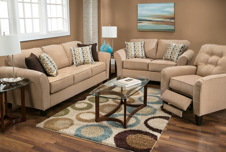 Liberty Lagana Furniture In Meriden Ct The Viewpoint Living Room Collection