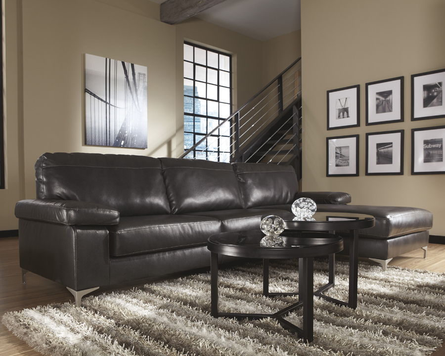 Liberty Lagana Furniture In Meriden Ct The Elgan Charcoal Sectional By Ashley Furniture
