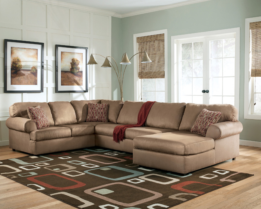 Liberty Lagana Furniture in Meriden CT The  Brando Cafe  Sectional by Ashley Furniture : brando sectional - Sectionals, Sofas & Couches