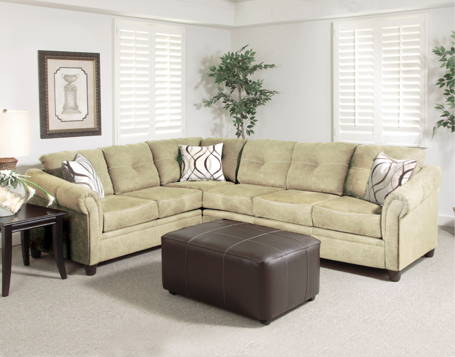 Liberty Lagana Furniture In Meriden CT The Peat Spheres Sectional
